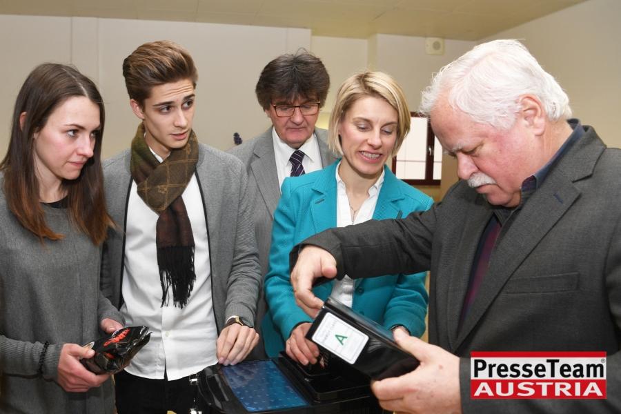 WKBS03 WKO Kärnten - Elektrogeräte in Berufsschulen: Ausbildung wird weiter verbessert