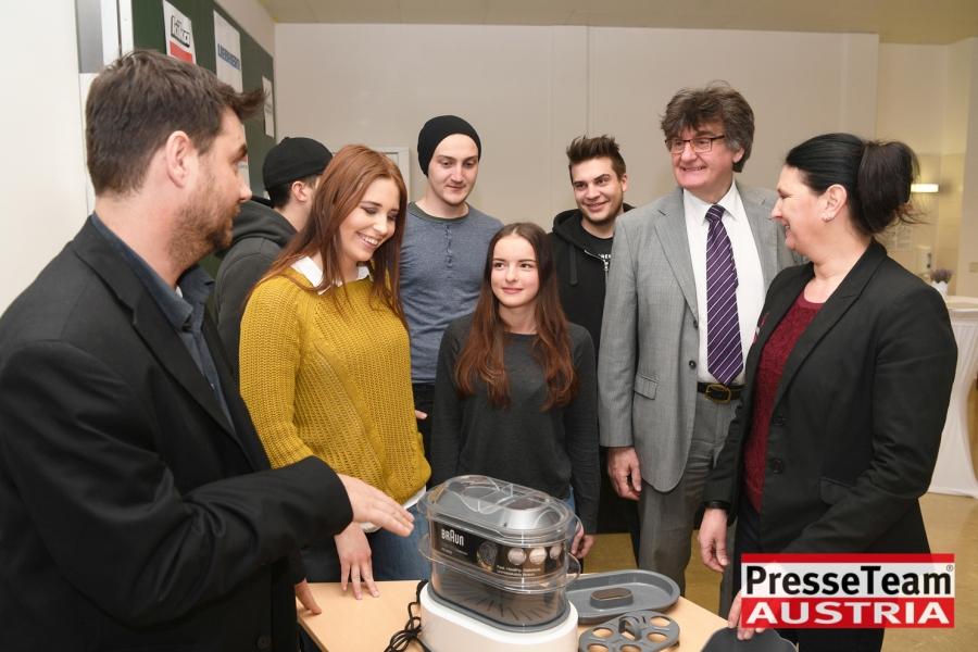 WKBS05 WKO Kärnten - Elektrogeräte in Berufsschulen: Ausbildung wird weiter verbessert