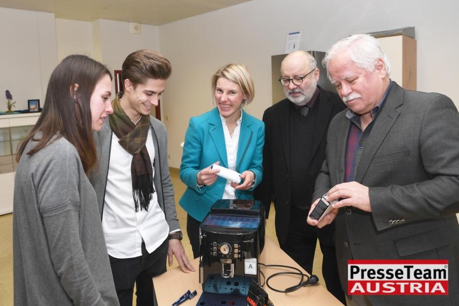 WKBS06 WKO Kärnten - Elektrogeräte in Berufsschulen: Ausbildung wird weiter verbessert