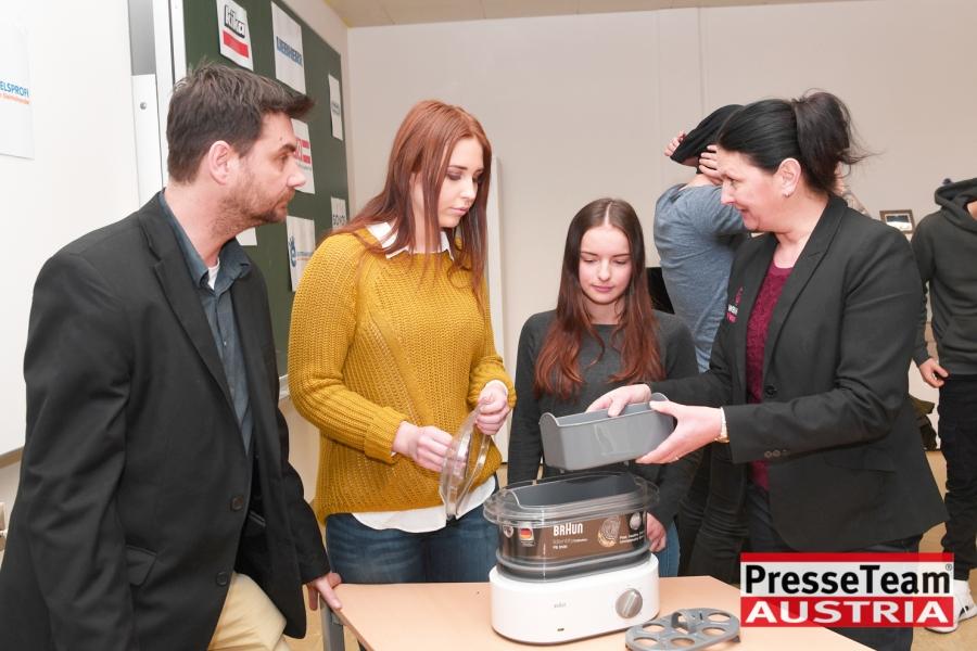 WKBS18 WKO Kärnten - Elektrogeräte in Berufsschulen: Ausbildung wird weiter verbessert