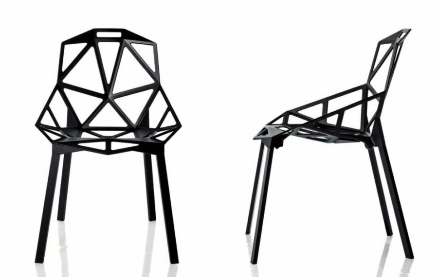 magis chair one - Magis Chair One Stapelstuhl by Graf News