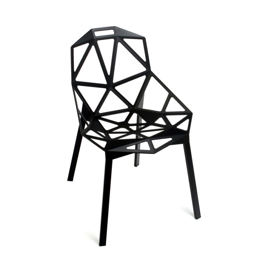 magis chair one stapelstuhl by graf news sch ner wohnen. Black Bedroom Furniture Sets. Home Design Ideas