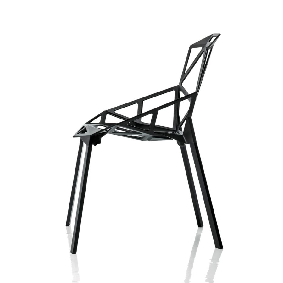 mgs sedia one chair 02 - Magis Chair One Stapelstuhl by Graf News