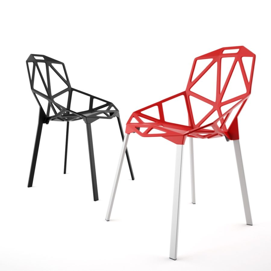 one chair by magis - Magis Chair One Stapelstuhl by Graf News
