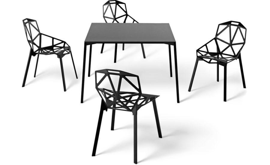 one magis sessel - Magis Chair One Stapelstuhl by Graf News