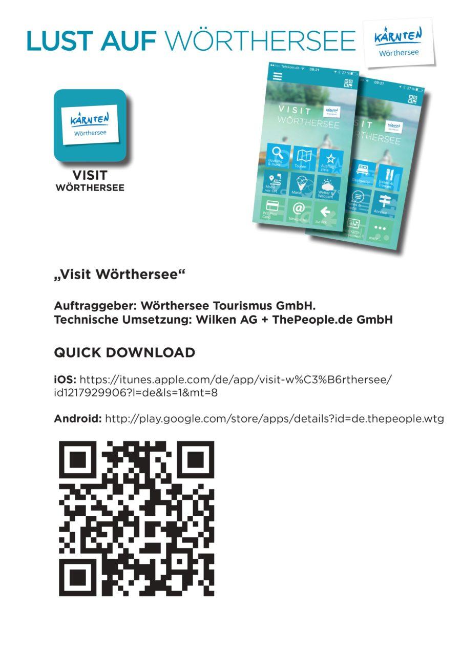 0004 - Die Wörthersee-App: Der Reiseleiter für die Hosentasche