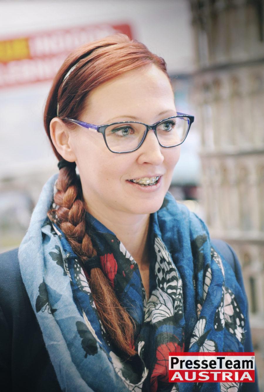 Anita Pickslberger Gast 2017 - Bilder der Eröffnung GAST 2017 in Klagenfurt