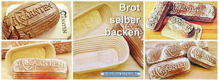 Kärnten Brot selber Backen