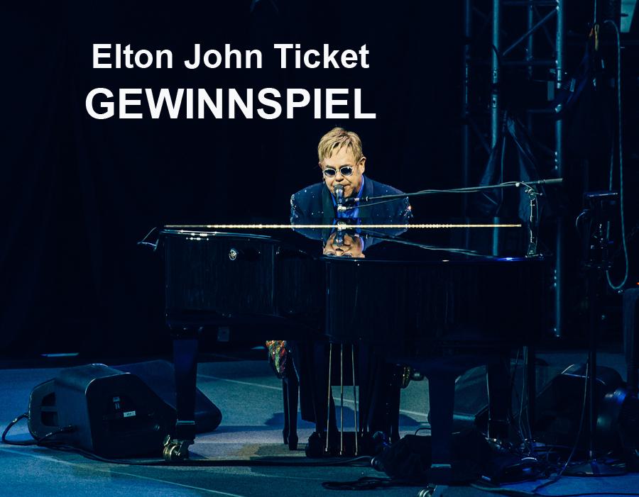 Elton John in Klagenfurt