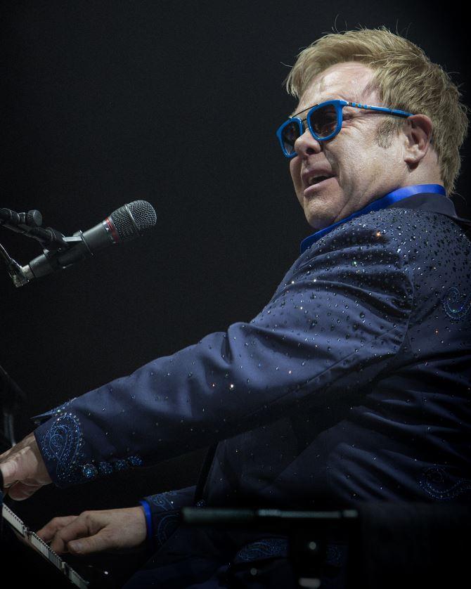 Sportpark Klagenfurt Tickets für Elton John