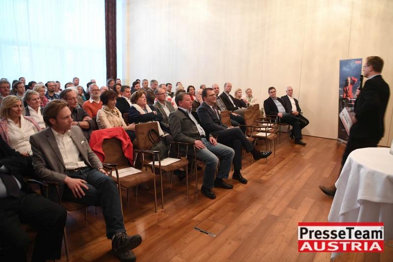 Impulsvortrag Markus Hengstschläger bwko 30 - Wirtschaftskammer Kärnten Vortrag mit Prof. Markus Hengstschläger