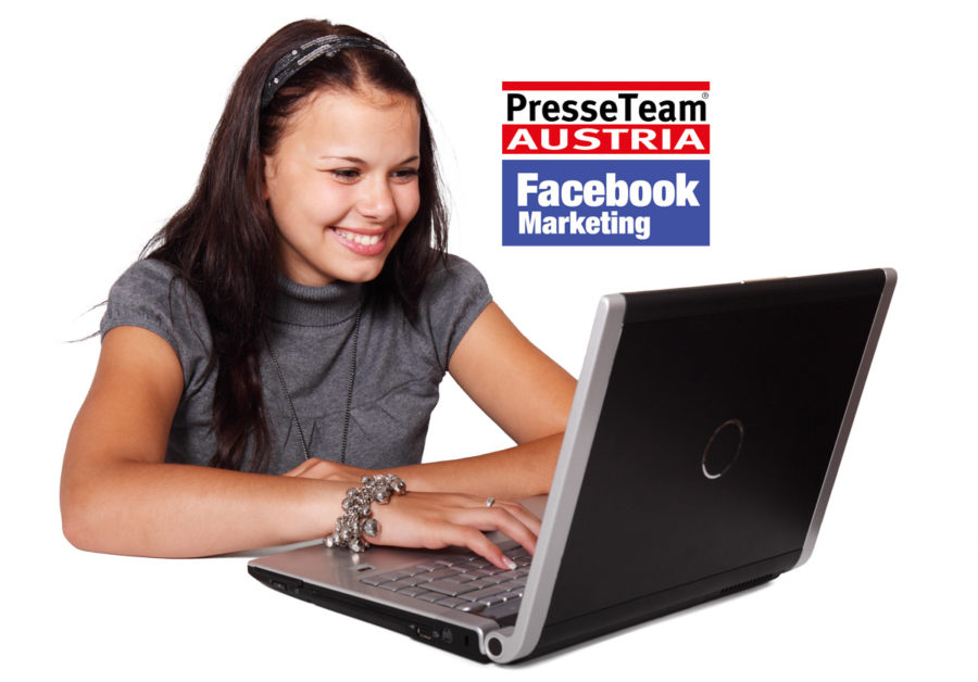 Presseteam Austria Social Media Facebook Marketing