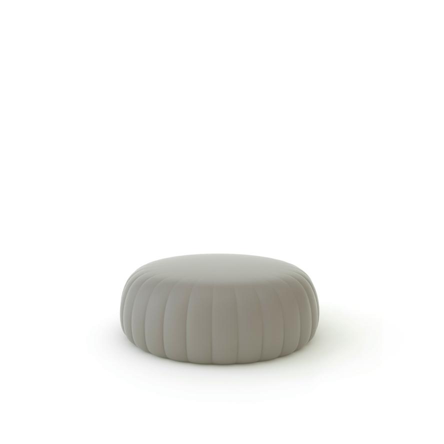 slide lampen slide gelee grand roberto paoli pouf - SLIDE Design News aus Milano - moderne Gartenmöbel