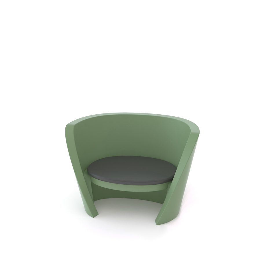 slide lampen slide rap chair karim rashid armchair - SLIDE Design News aus Milano - moderne Gartenmöbel