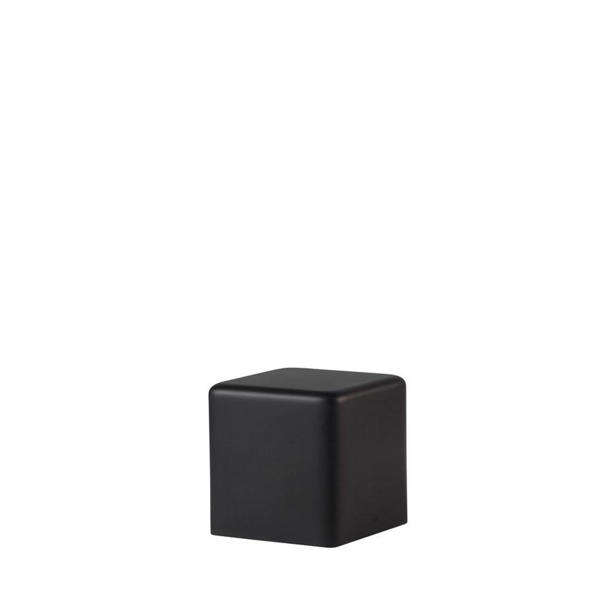 slide lampen slide soft cubo stool black - SLIDE Design News aus Milano - moderne Gartenmöbel