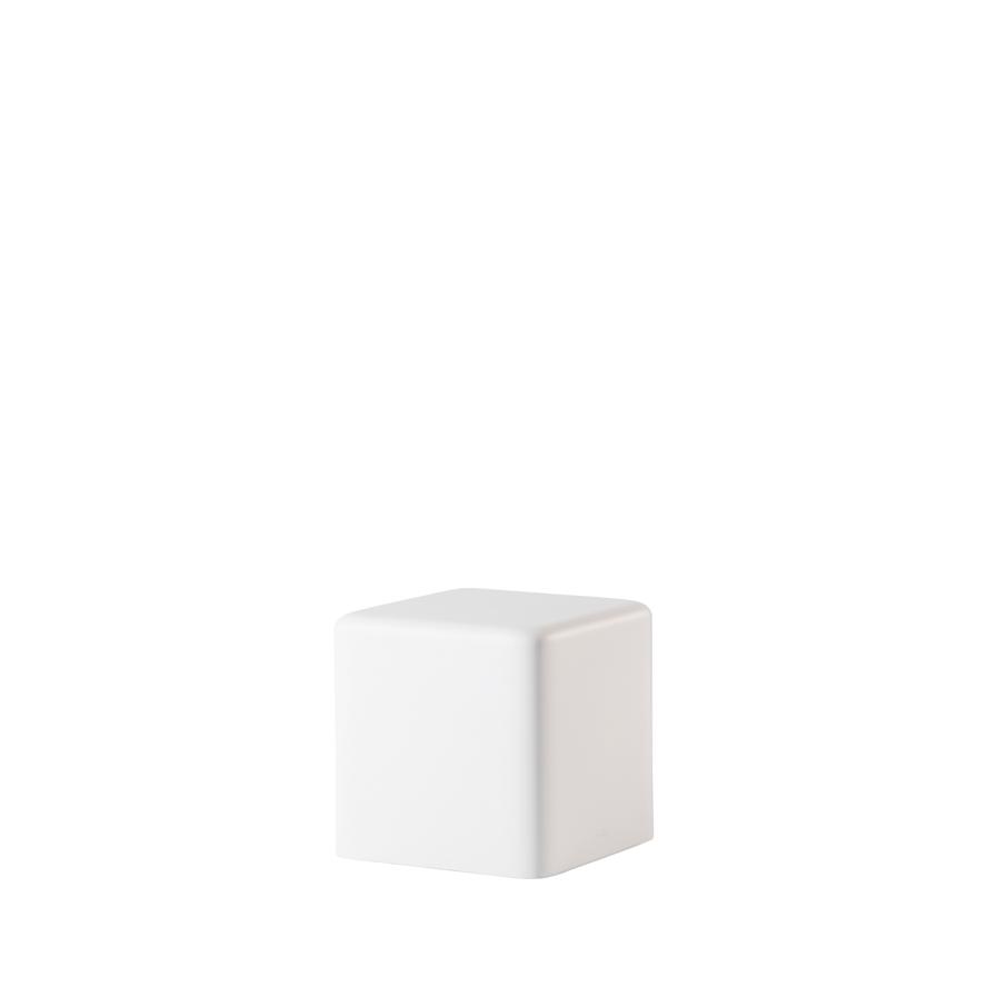 slide lampen slide soft cubo stool white - SLIDE Design News aus Milano - moderne Gartenmöbel