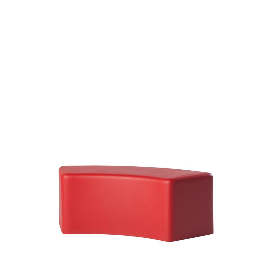 slide lampen slide soft snake bench red - SLIDE Design News aus Milano - moderne Gartenmöbel
