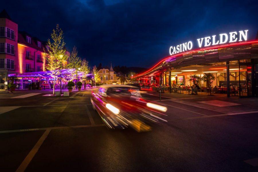 Casino Velden ©tinefotos com - Millionengewinn um Mitternacht im Casino Velden