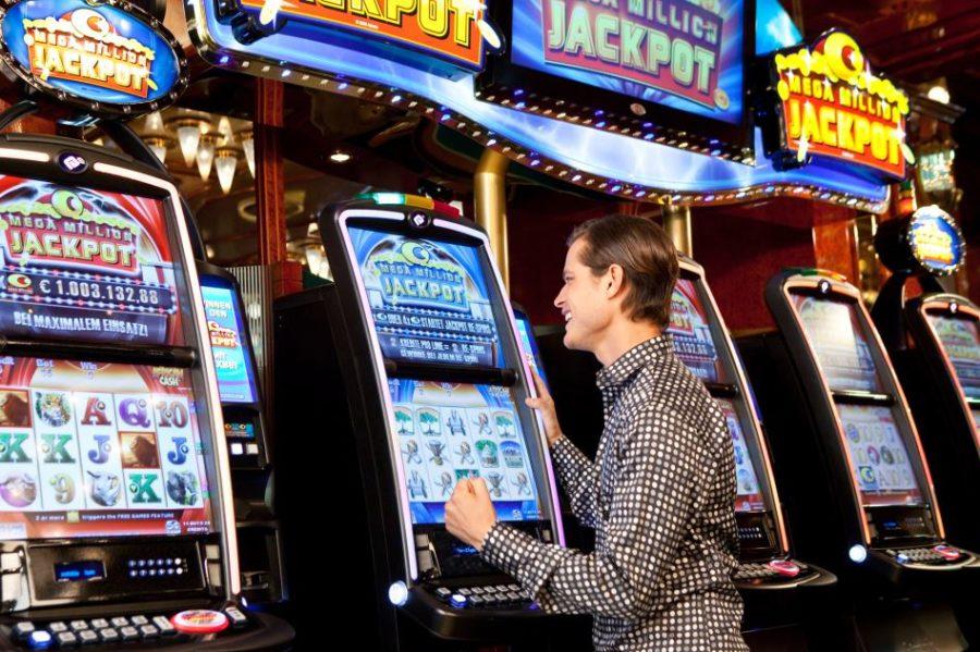 Casinos Austria - Millionengewinn um Mitternacht im Casino Velden