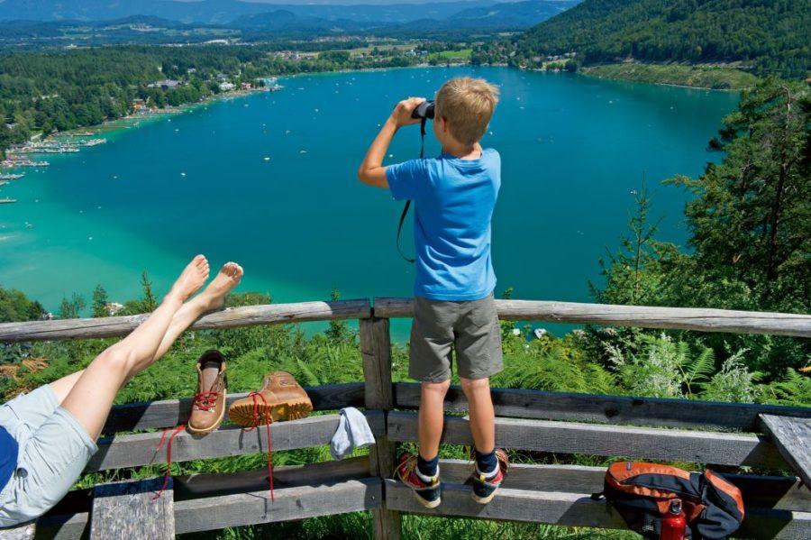 Daniel ZUPANC Kaernten Werbung Klopeiner See - Urlaub am See in Kärnten