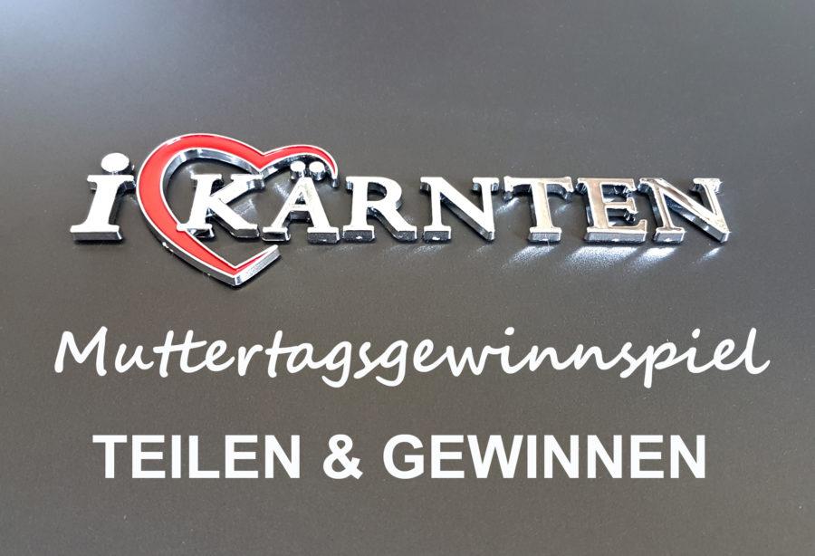 Kärnten Shop Autoaufkleber