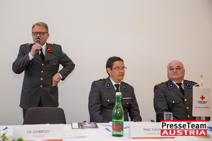 Rotes Kreuz Rotes Kreuz RK Kärnten 20.05.2017 0142 - Jahreshauptversammlung Rotes Kreuz