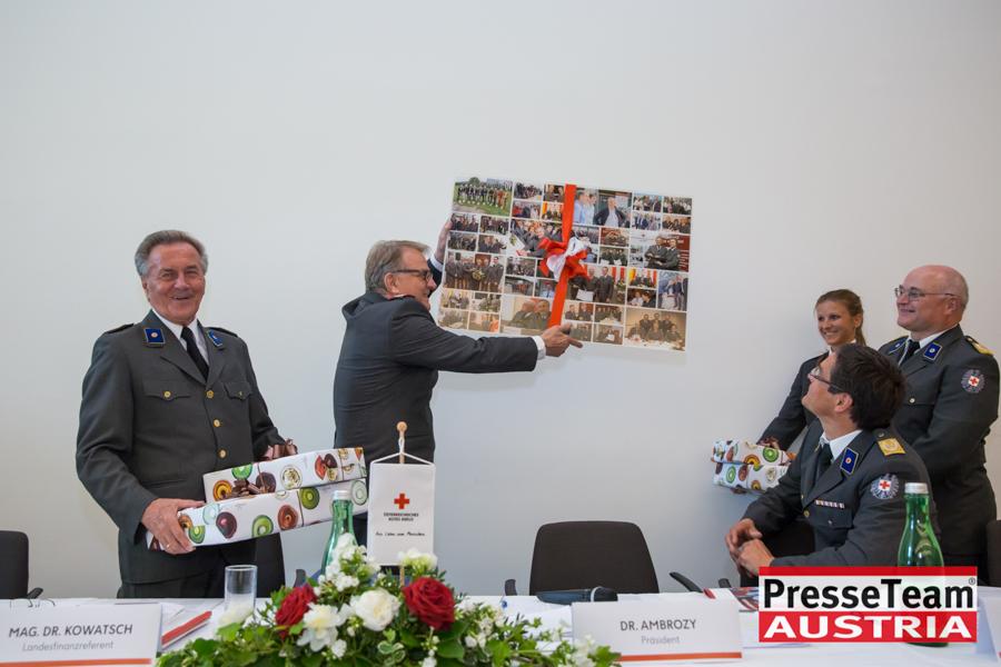 Rotes Kreuz Rotes Kreuz RK Kärnten 20.05.2017 0156 - Jahreshauptversammlung Rotes Kreuz