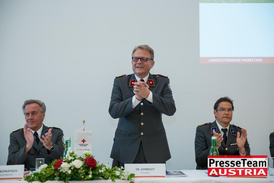 Rotes Kreuz Rotes Kreuz RK Kärnten 20.05.2017 0253 - Jahreshauptversammlung Rotes Kreuz
