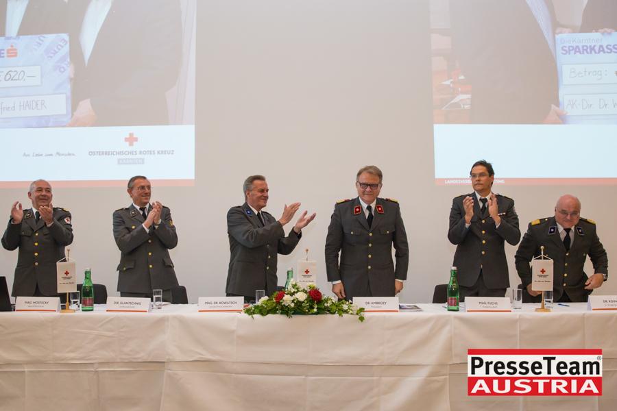 Rotes Kreuz Rotes Kreuz RK Kärnten 20.05.2017 0255 - Jahreshauptversammlung Rotes Kreuz