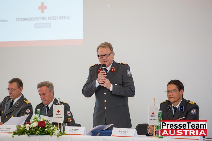 Rotes Kreuz Rotes Kreuz RK Kärnten 20.05.2017 0388 - Jahreshauptversammlung Rotes Kreuz