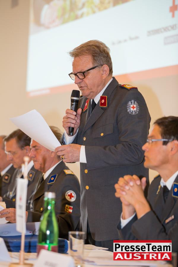 Rotes Kreuz Rotes Kreuz RK Kärnten 20.05.2017 0392 - Jahreshauptversammlung Rotes Kreuz