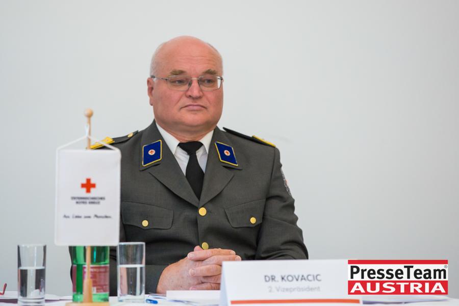 Rotes Kreuz Rotes Kreuz RK Kärnten 20.05.2017 0425 - Jahreshauptversammlung Rotes Kreuz