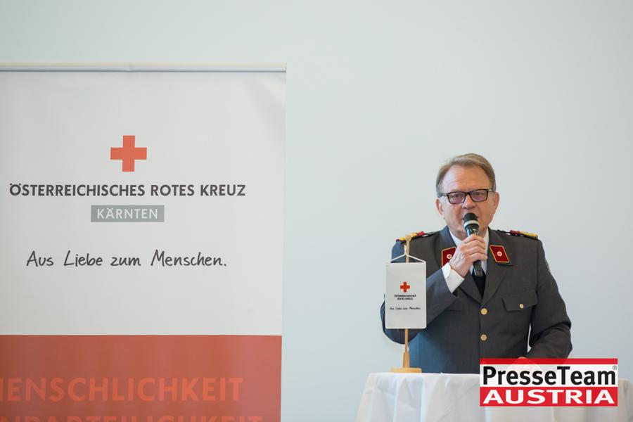 Rotes Kreuz Rotes Kreuz RK Kärnten 20.05.2017 0439 - Jahreshauptversammlung Rotes Kreuz