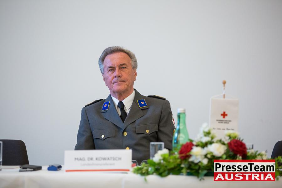 Rotes Kreuz Rotes Kreuz RK Kärnten 20.05.2017 0494 - Jahreshauptversammlung Rotes Kreuz