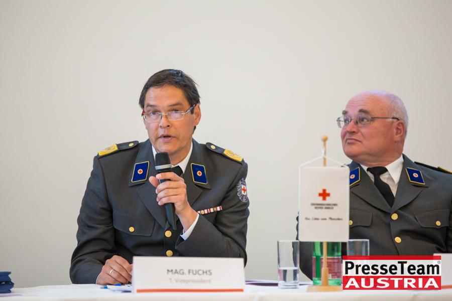 Rotes Kreuz Rotes Kreuz RK Kärnten 20.05.2017 0510 - Jahreshauptversammlung Rotes Kreuz