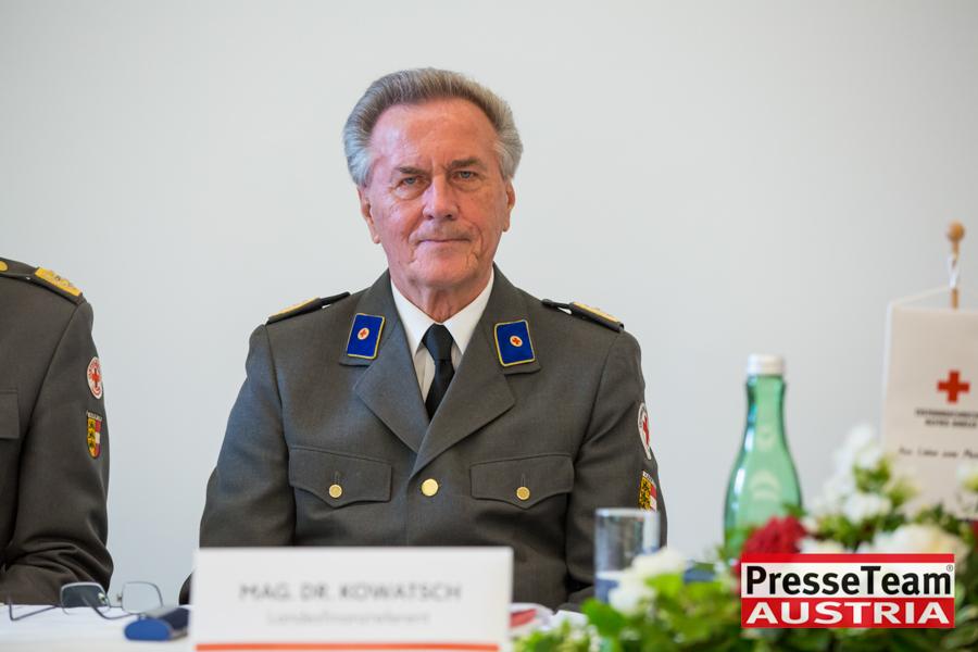 Rotes Kreuz Rotes Kreuz RK Kärnten 20.05.2017 0549 - Jahreshauptversammlung Rotes Kreuz