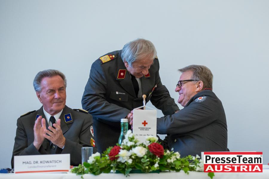 Rotes Kreuz Rotes Kreuz RK Kärnten 20.05.2017 0614 - Jahreshauptversammlung Rotes Kreuz