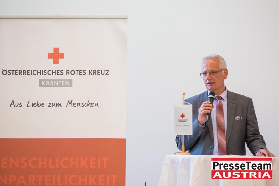 Rotes Kreuz Rotes Kreuz RK Kärnten 20.05.2017 0624 - Jahreshauptversammlung Rotes Kreuz