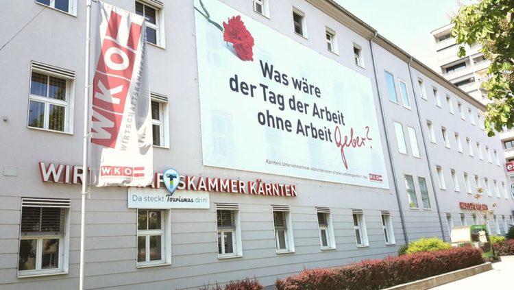 """Tag der Arbeitgeber WKO Kärnten 750x423 - """"Kärntens Unternehmer bewahrten uns vor Totalausfall"""""""