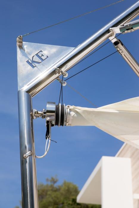 KE CapdAntibes 12 Kolibrie dettaglio - Sonnenschutzsegel & Sonnenschutzsysteme NEWS