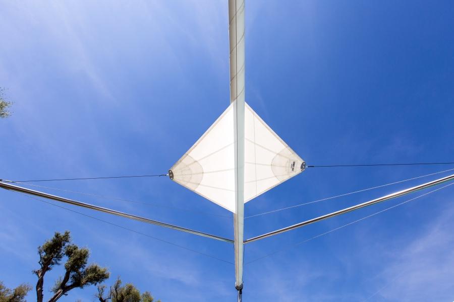 KE CapdAntibes 19 Kolibrie semiaperto - Sonnenschutzsegel & Sonnenschutzsysteme NEWS
