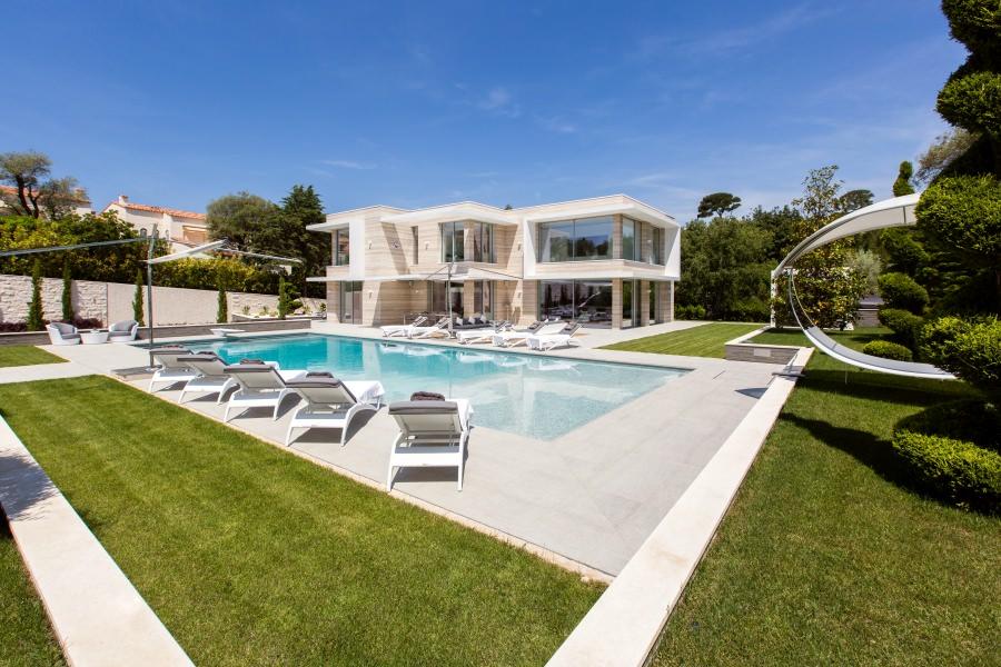 KE CapdAntibes 35 Panoramica villa - Sonnenschutzsegel & Sonnenschutzsysteme NEWS