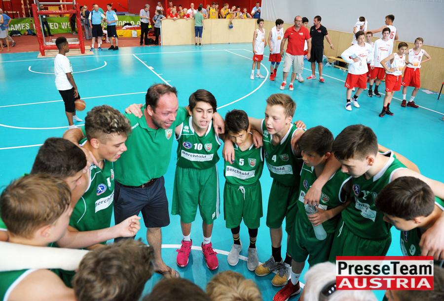 """U14 KOŠ Klagenfurt 16 - 2. Platz für die U14 Mannschaft KOŠ """"United World Games"""""""