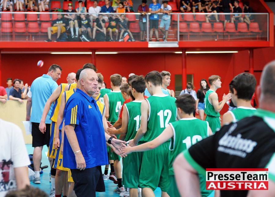 """U14 KOŠ Klagenfurt 18 - 2. Platz für die U14 Mannschaft KOŠ """"United World Games"""""""