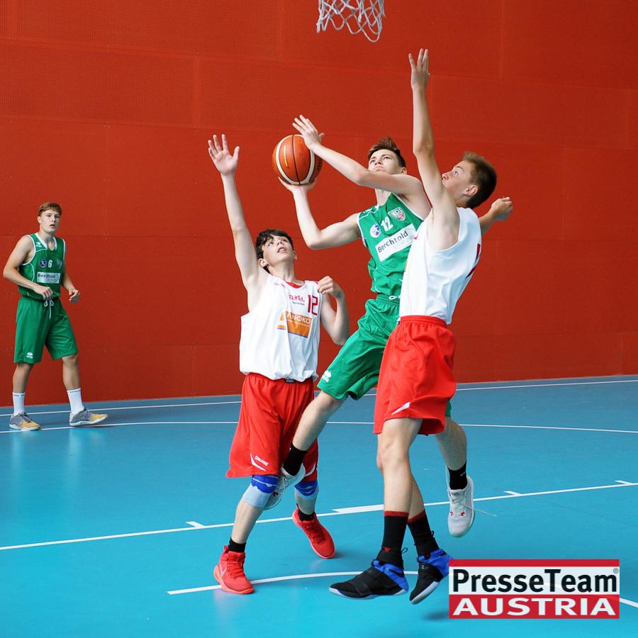 """U14 KOŠ Klagenfurt 2 - 2. Platz für die U14 Mannschaft KOŠ """"United World Games"""""""