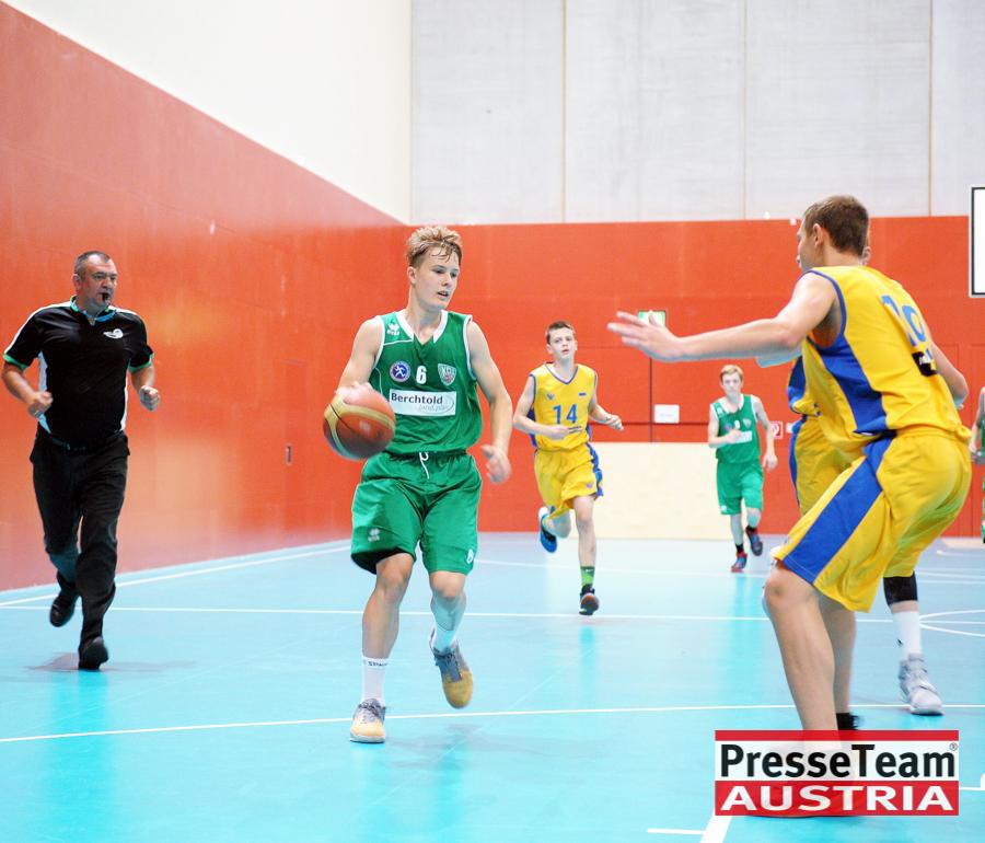 """U14 KOŠ Klagenfurt 28 - 2. Platz für die U14 Mannschaft KOŠ """"United World Games"""""""