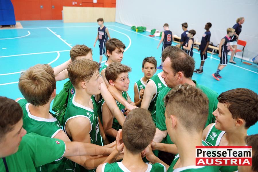 """U14 KOŠ Klagenfurt 39 - 2. Platz für die U14 Mannschaft KOŠ """"United World Games"""""""