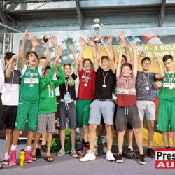 """U14 KOŠ Klagenfurt 40 250x250 - 2. Platz für die U14 Mannschaft KOŠ """"United World Games"""""""