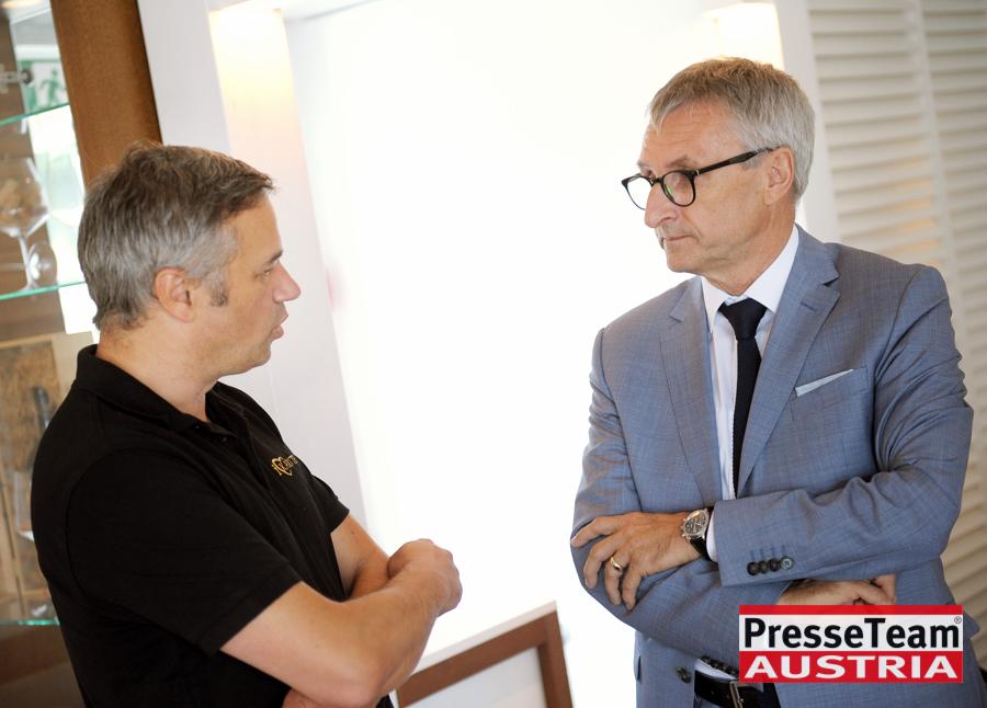 Werzers Geschäftsführer Wolfgang Haas