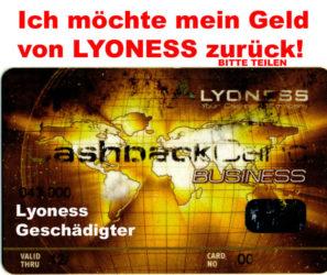 Lyoness Klage